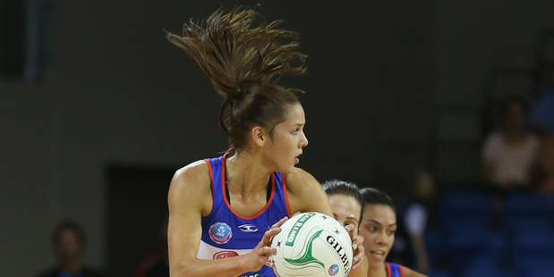 Silver Ferns star Kayla Cullen is battling to return to full fitness. Photo / Getty Images