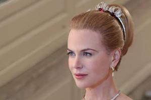 Nicole Kidman in Grace of Monaco which is the opening night film at Cannes.