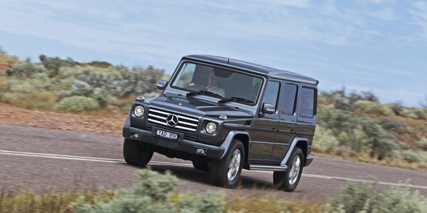 The Mercedes-Benz G-Class wagon is a big seller in New Zealand and is due for a major revamp in three years.