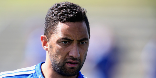 Benji Marshall will make his much-anticipated return to the NRL on Saturday. Photo / Getty Images.