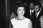 Jacqueline Kennedy. File photo / NZ Herald Archive