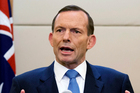 Australian Prime Minister Tony Abbott. Photo / AP