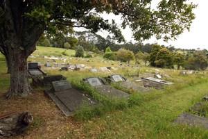Waikumete cemetery. File photo / NZ Herald