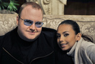 Mona and Kim Dotcom have gone their separate ways. Photo / Kim Dotcom