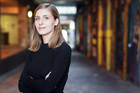 Eleanor Catton will speak at the Auckland Writer's Festival. Picture / Robert Catto.