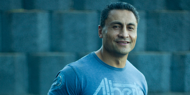 Shortland Street star Rene Naufahu. Photo / Dean Purcell