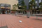 Queen Elizabeth Square has never won the hearts of Aucklanders. Photo / Chris Gorman