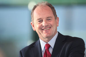 Labour MP David Shearer. Photo / Ben Fraser