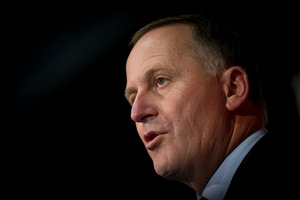John Key has said he would not collect a pension, as he does not need one. Photo / Sarah Ivey