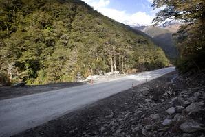 The Haast Pass Highway. File photo / NZ Herald