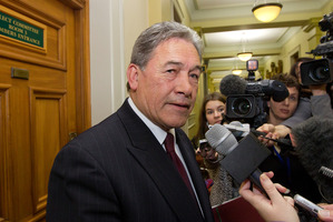 New Zealand First leader Winston Peters. File photo / Mark Mitchell
