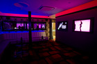 Inside Galaxy Club in Auckland, also owned by the Chow brothers. File photo / NZ Herald