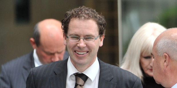 Paul Thompson, RNZ CEO (pictured in his previous role as Fairfax NZ group MD) NZH - file pic