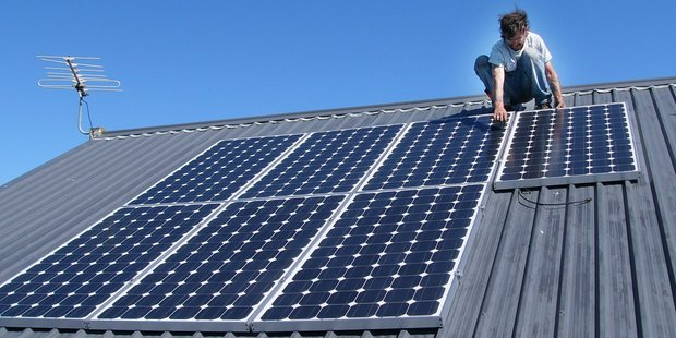 A law lecturer has questioned whether solar panels are chattels or fixtures.