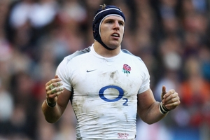James Haskell wants to end his exile from the England team. Photo / Getty Images