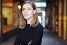 When you say 'I love you', you're rendering yourself completely powerless, says Eleanor Catton. Photo / Robert Catto