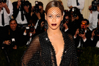 Own your lip look whatever colour you choose. Beyonce embraced the dark side at the Met Gala. Picture / AP Images
