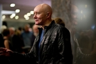 Irvine Welsh's mother told him his book was well written but contained too much lesbian sex. Photo / Dean Purcell