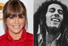 Michael Jackson, Jenni Rivera and Bob Marley. Photos / Getty Images, file