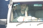 The driver whose boss defended his cellphone use. Photo / Richard Robinson