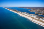 Aerial view of The Hamptons, New York. Photo / Thinkstock