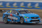 Scott McLaughlin. Photo / Mark Horsburgh.
