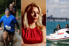 Tackle a trail run, LOL with Sara Pascoe head out to the boat show or visit the Writers Fest, featuring Eleanor Catton.  Photos / NZ Herald, file