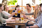 One beer can easily lead to two or three or four - and that's where you run in to problems. Photo / Thinkstock