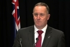 Prime Minister John Key defends the government over Labour's claim of a housing crisis in New Zealand.