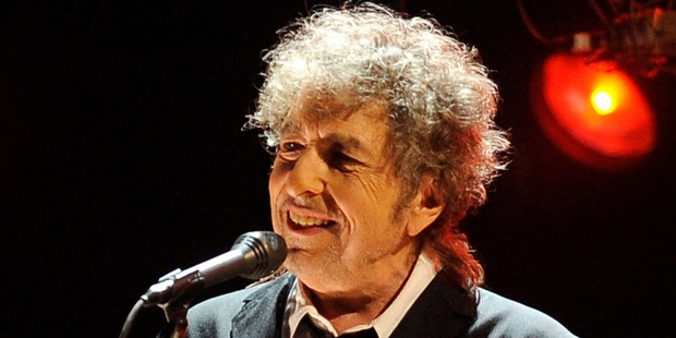 Legendary troubadour Bob Dylan turned 73 yesterday and will perform in Hamilton and Christchurch in August and September. Photo / AP