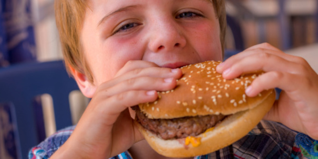 Are you children receiving healthy messages about the food they eat? Photo / Thinkstock