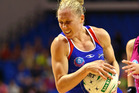 Silver Fern star Laura Langman has had enough of the Mystics after just one year. Photo / Getty Images