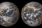 Nasa's Earth mosaic contains more than 36,000 individual photos. Photo / Nasa
