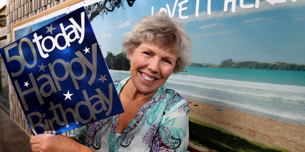City Mayor Sheryl Mai is getting set for celebrations as Whangarei became a city 50 years ago tomorrow. Photo/John Stone