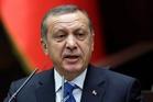 Recep Teyyip Erdogan.