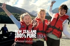 The Marketing slogan has been used to promote New Zealand around the world since 1999.