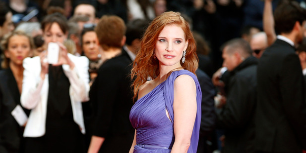 Jessica Chastain is rumoured to be the new star of True Detective.