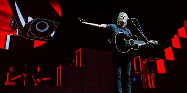 Pink Floyd's Roger Waters.