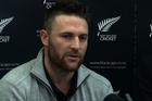 All it took was one word to ensure the future of cricket's credibility would come down to a battle between Brendon McCullum and Player X.