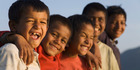 Village kids in Nepal. Photo / Thinkstock