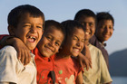 Village kids in Nepal. Photo / Thinkstock