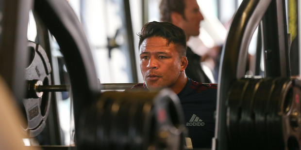 Keven Mealamu's test career may be nearing the end.