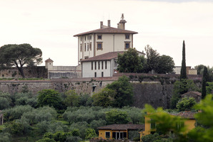Forte Belvedere in Florence, Italy. Photo / AP