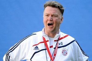 New Manchester United boss Louis van Gaal will be the club's first manager from outside Britain and Ireland. Photo / AP