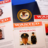 Press materials are displayed on a table of the Justice Department in Washington. Photo / AP