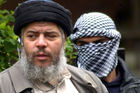 Abu Hamza has been tried and fairly convicted in a court of law. Photo / AP