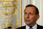 Australia's Prime Minister Tony Abbott. Photo / AP