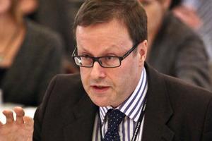 GCSB director Ian Fletcher.