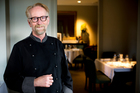 Antoine's owner Tony Astle won't be shifting furniture to accommodate