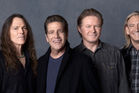 The Eagles: Timothy B. Schmit, Glenn Frey, Don Henley and Joe Walsh (pictured) will be joined on tour by Bernie Leadon.